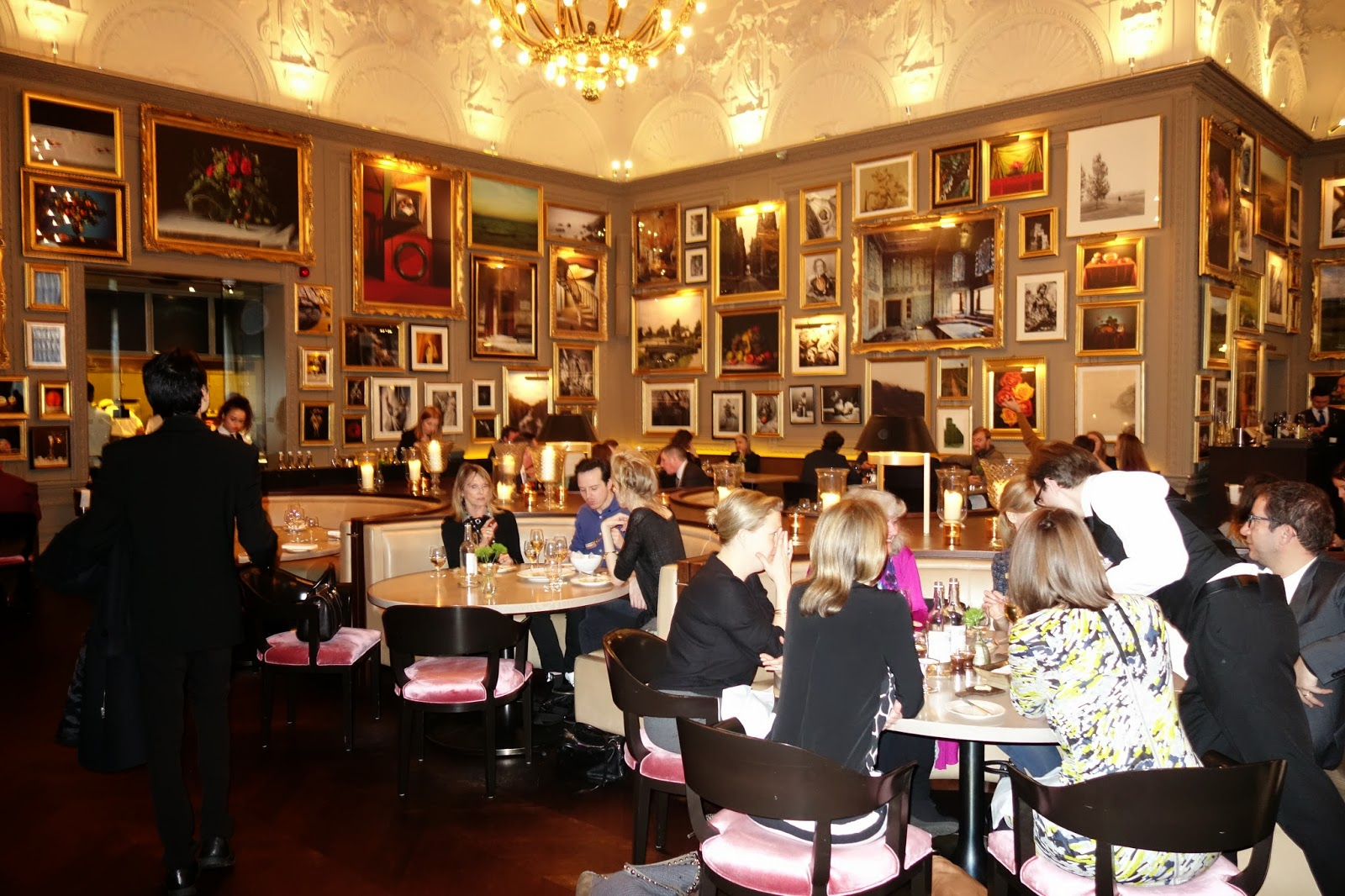 Rooms: Berners Tavern At The London EDITION Hotel
