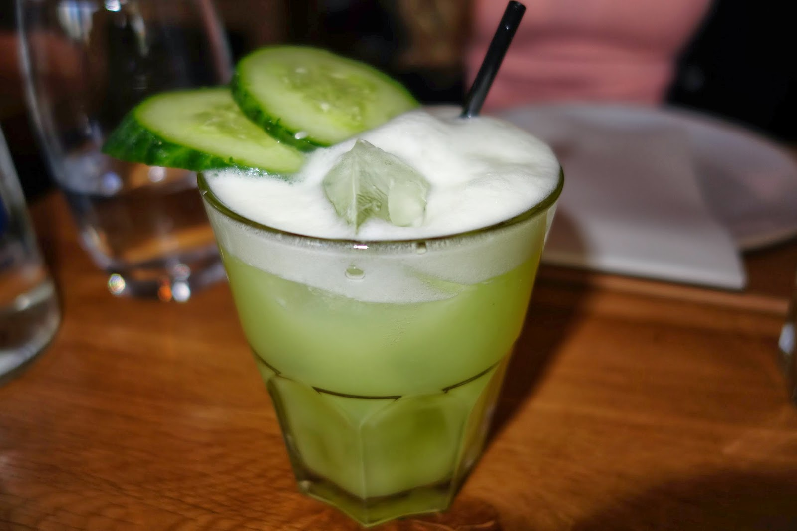 A green drink