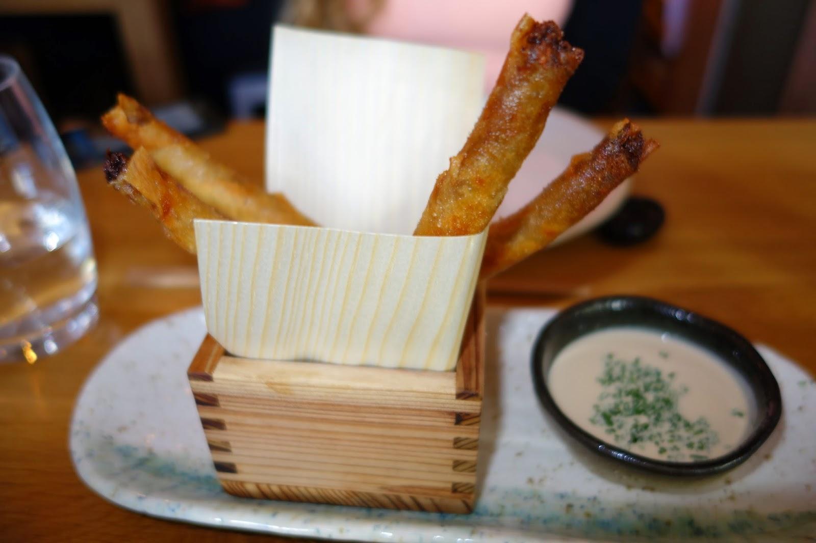 pastry spring rolls