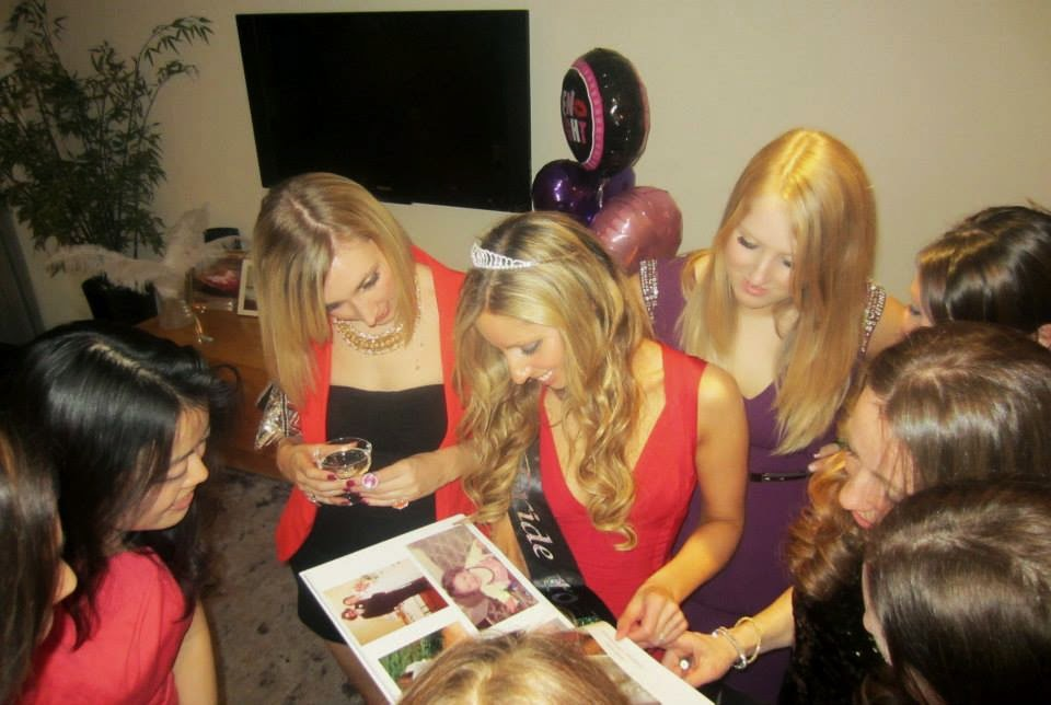 SilverSpoon Hen Party