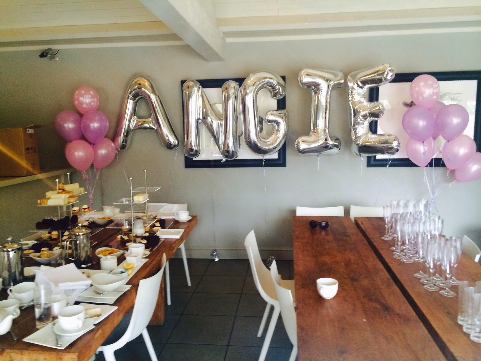 Angie SilverSpoon Country Hen Do
