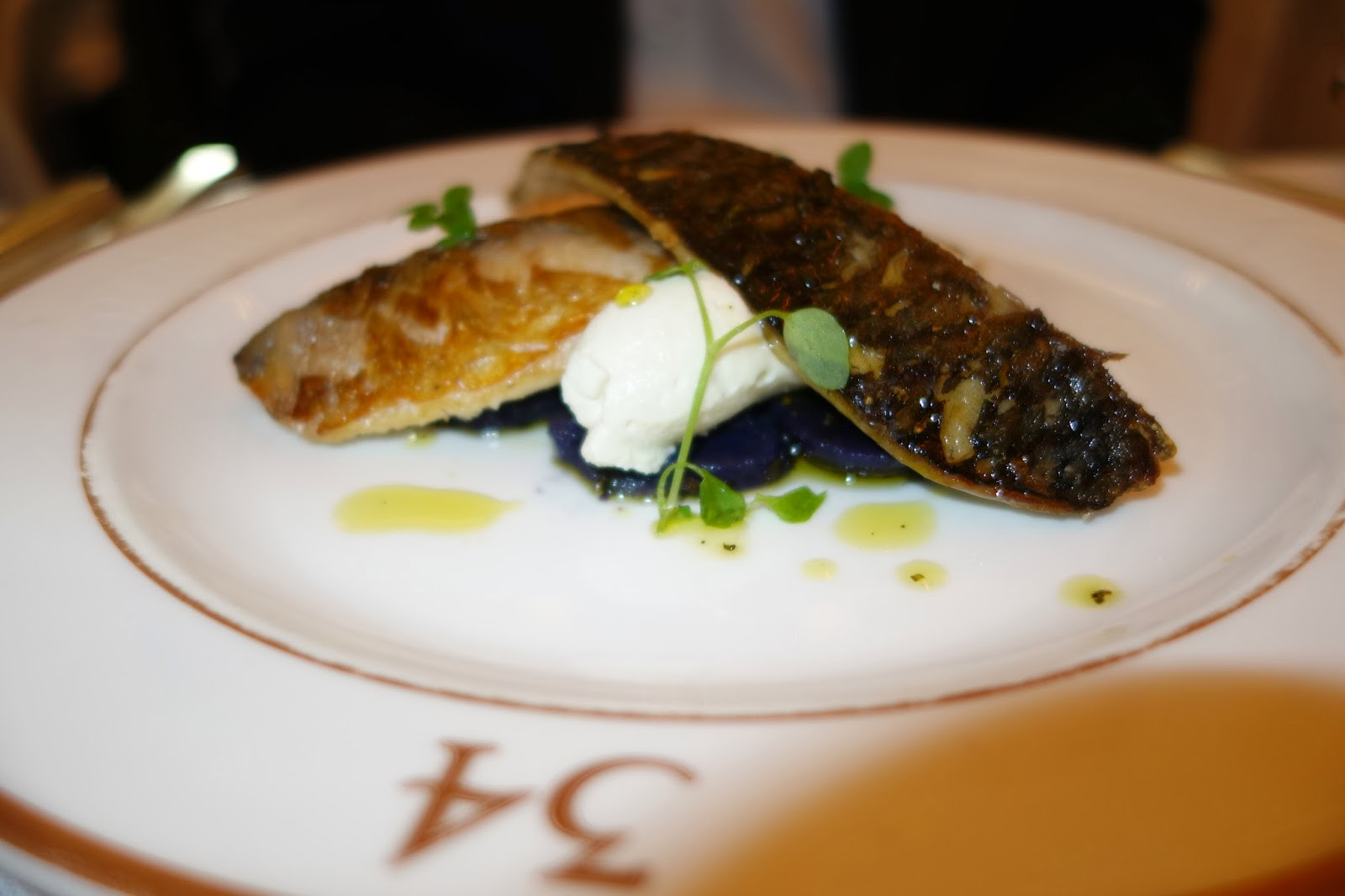 Review of Restaurant 34