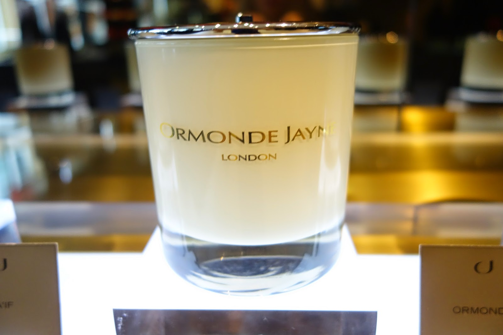 A Perfume portrait at Ormonde Jayne