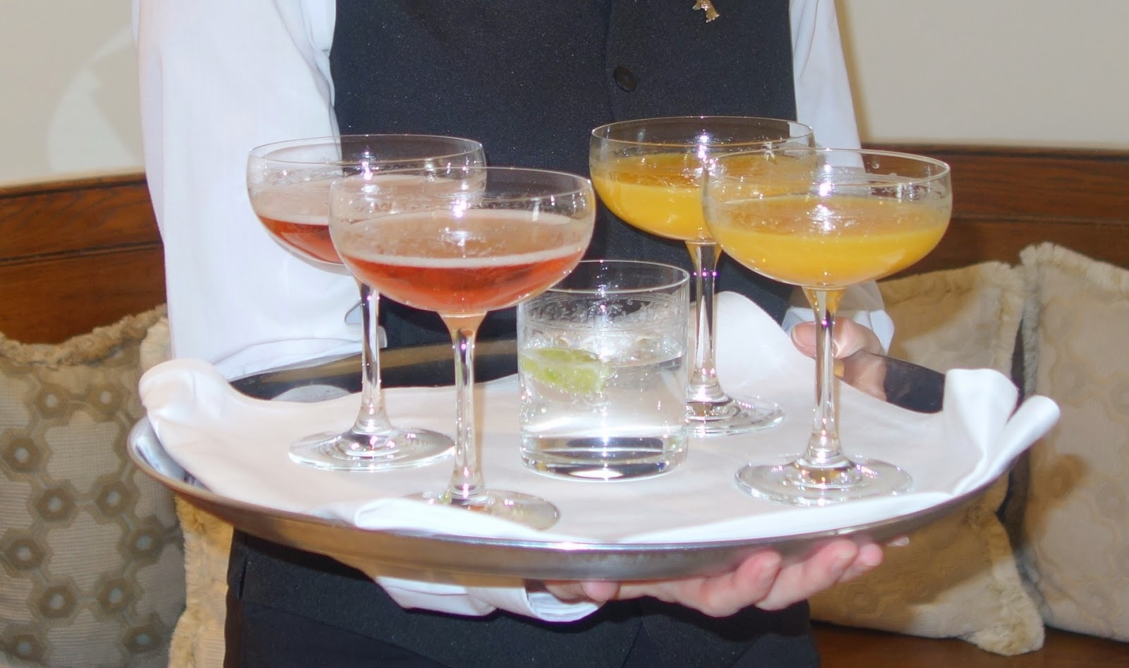 Cocktails at Quintessentially Atelier