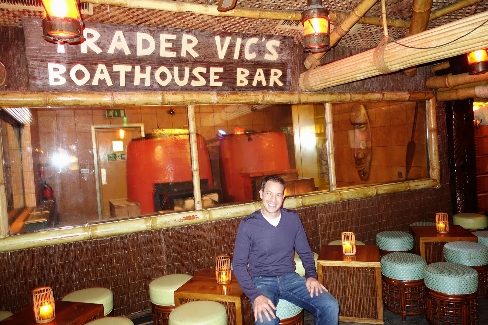 Review of Trader Vic's