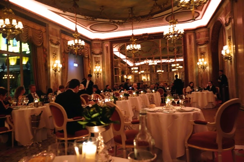 A Night at The Ritz  SilverSpoon London