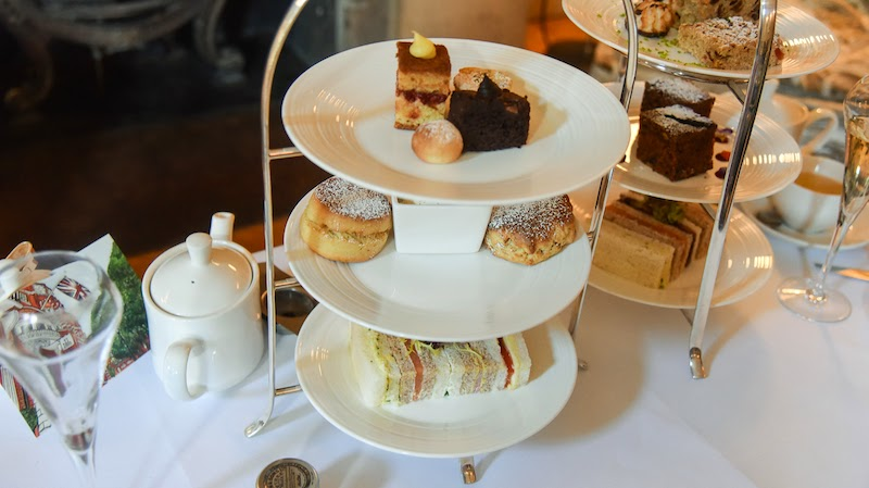 No11 Cadogan Gardens Afternoon Tea at a Hidden Gem SilverSpoon