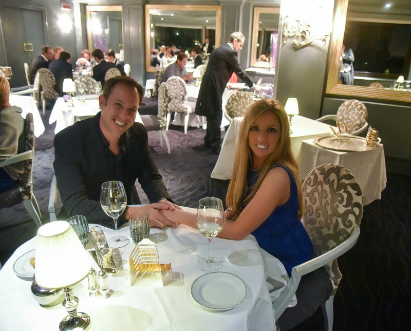 Romance In Rome Anniversary Dinner At La Terrazza Dell