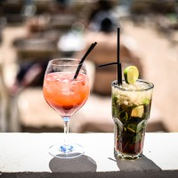 Cocktails Baoli Beach
