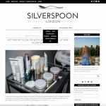 Screen shot silverspoon london