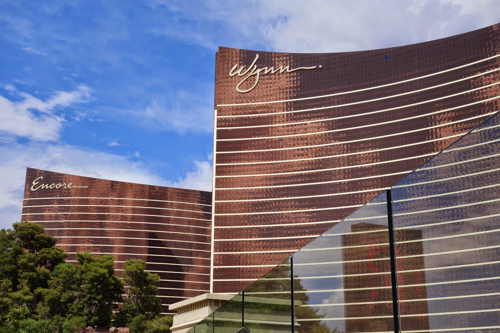 Encore and Wynn Vegas