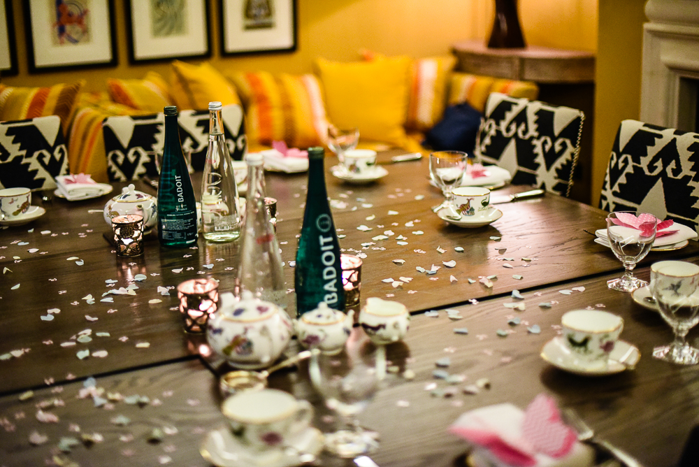 Alishas Baby Shower At The Covent Garden Hotel Silverspoon London