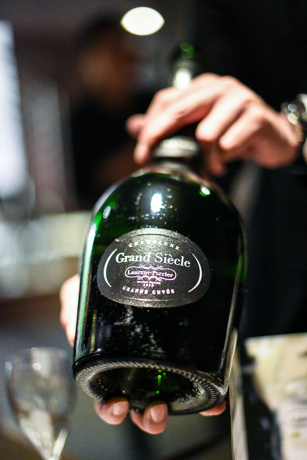Laurent-Perrier-Champagne