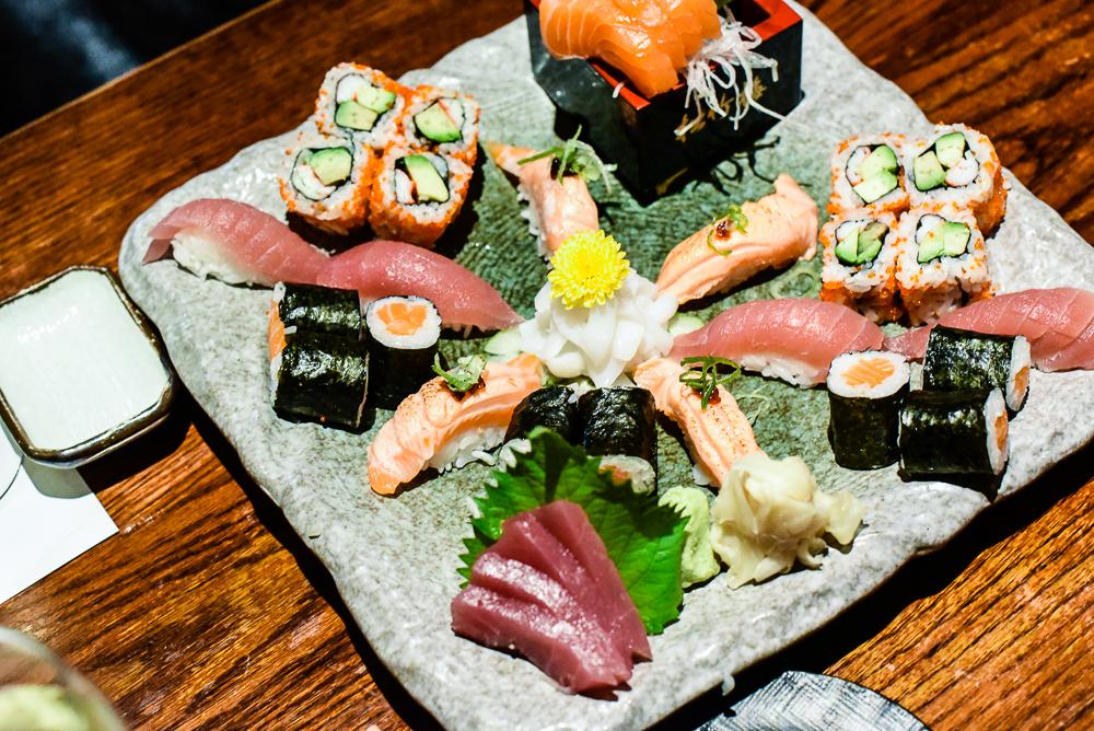 Sushi-at-Koi-Restaurant
