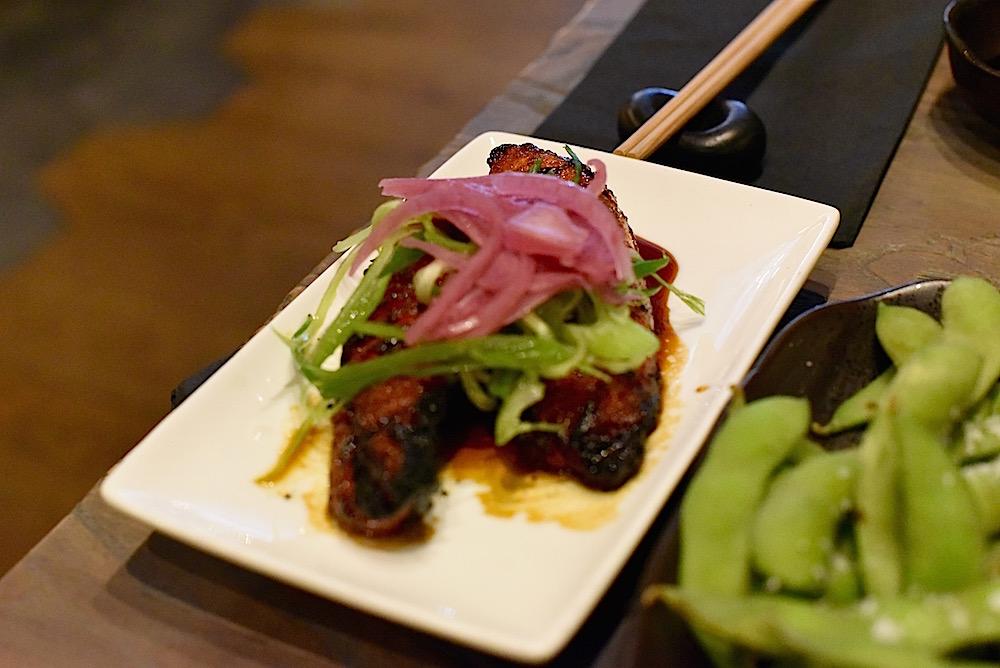 Sushi at Murakami