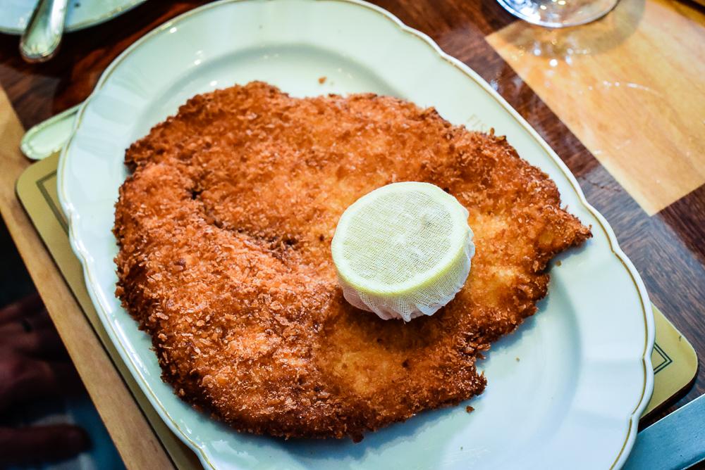 Schnitzel-Fischers