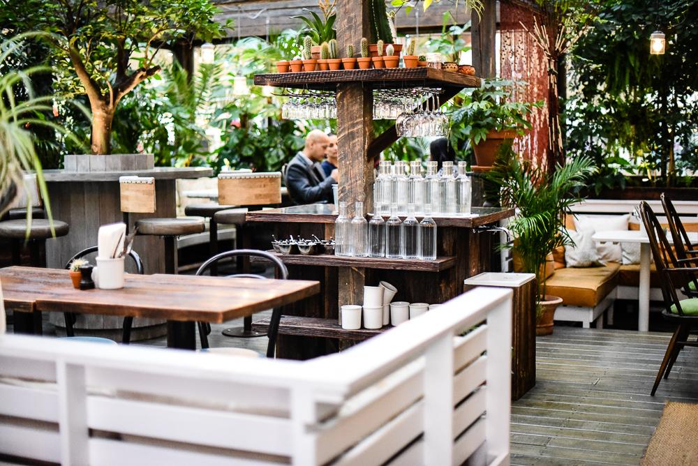Blixen-restaurant