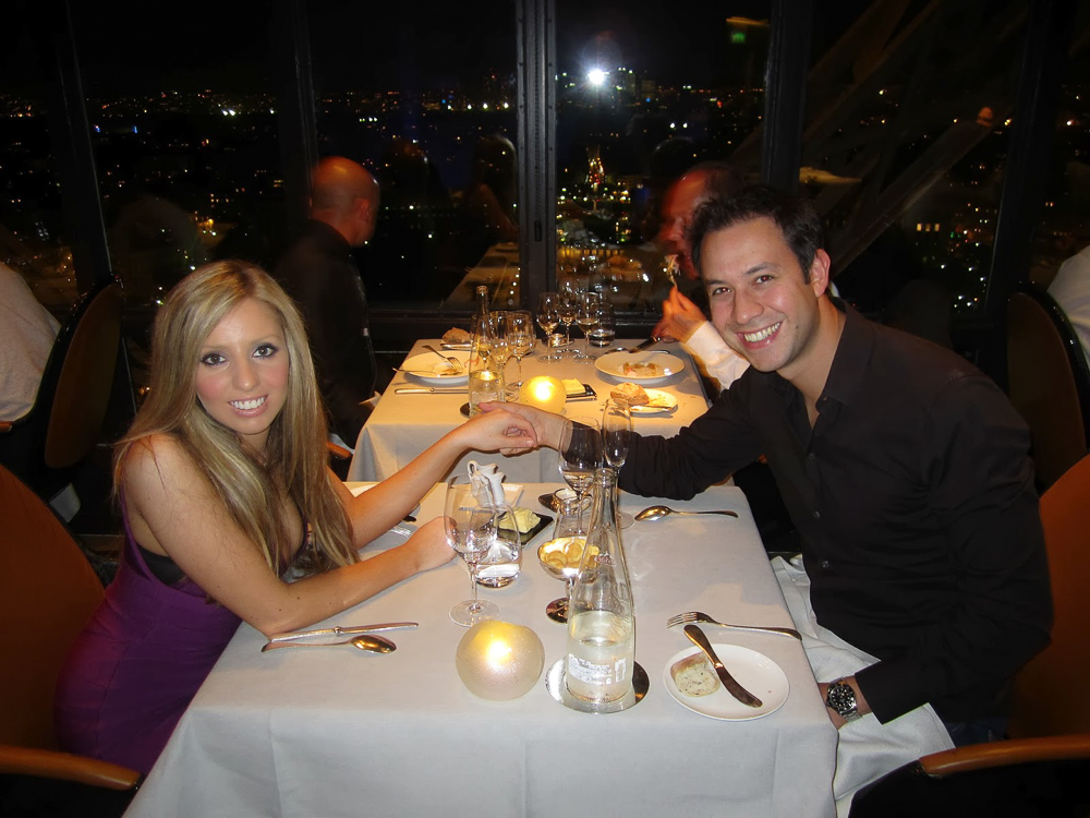 Top Six Luxurious Spots To View The Eiffel Tower Silverspoon London
