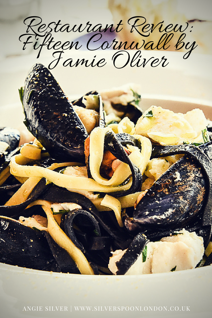Restaurant review: Jamie Oliver Fifteen Cornwall