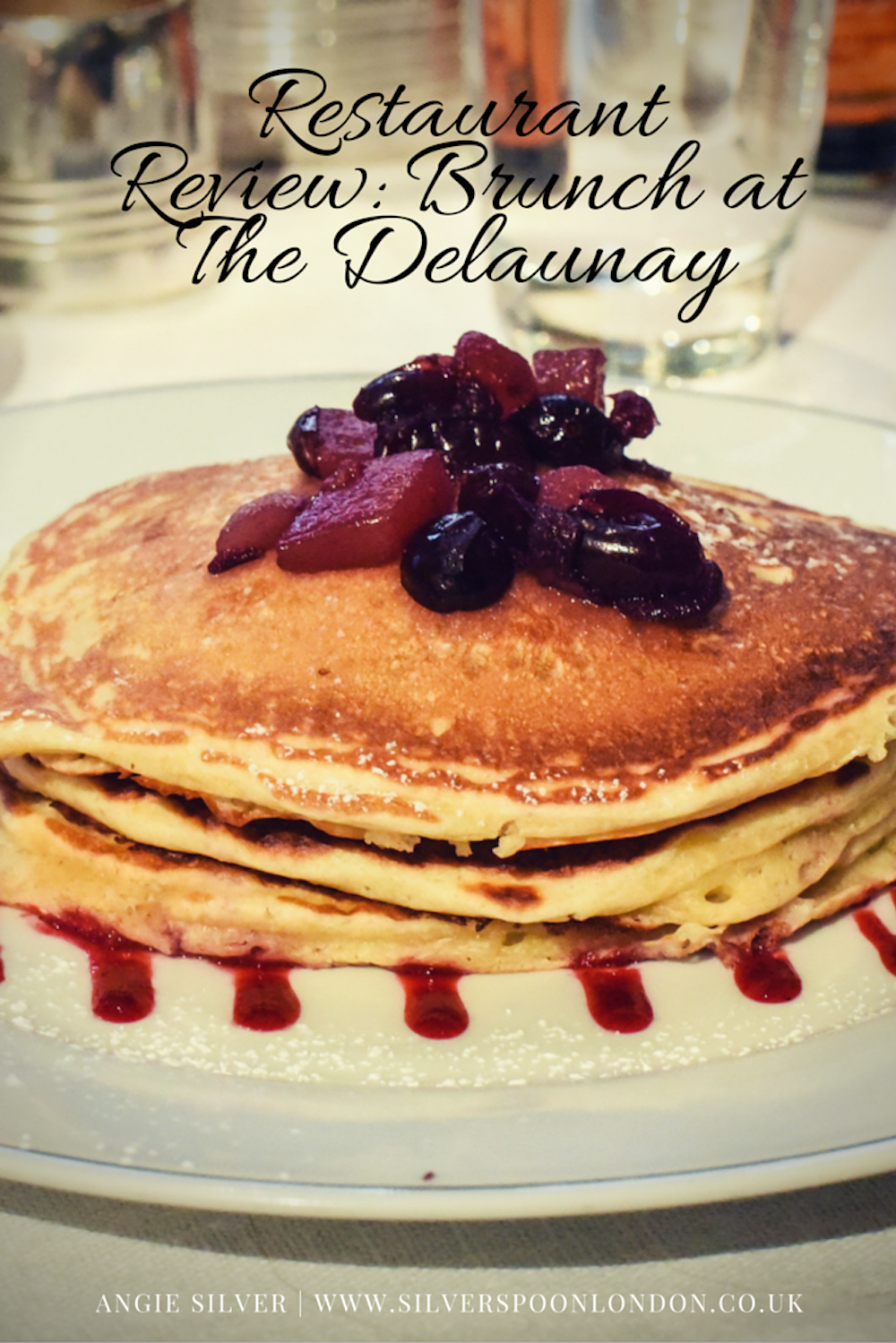Brunch at The Delaunay