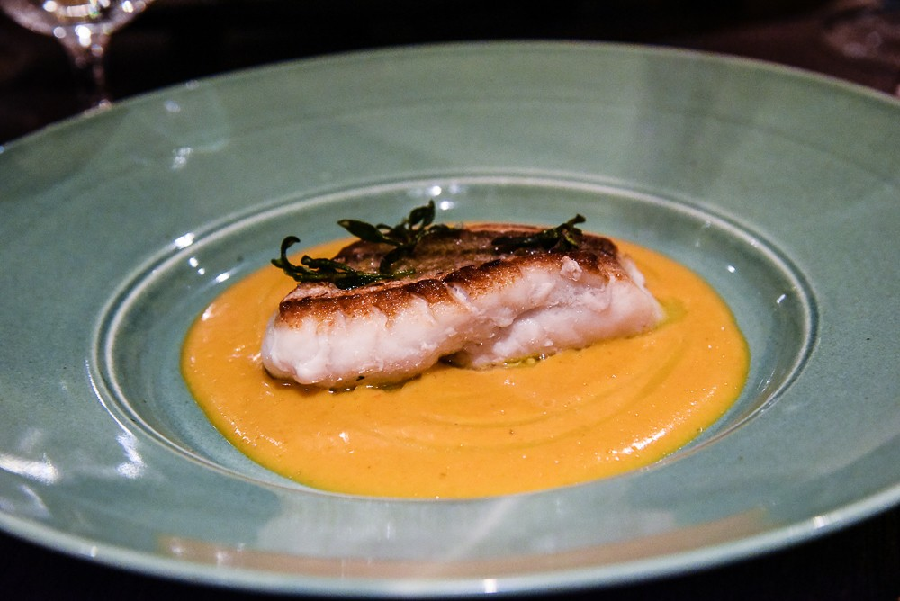 Restaurant Review: The seafood tasting menu at Restaurant Nathan Outlaw in Cornwall