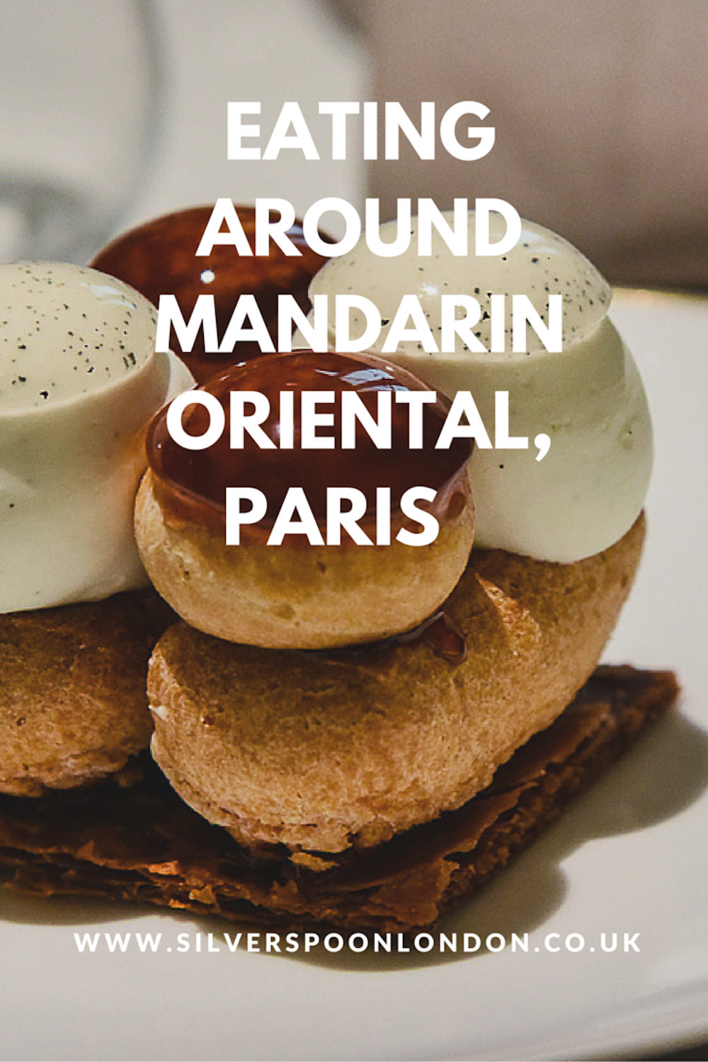 Reviews of the two restaurants at Mandarin Oriental Paris.