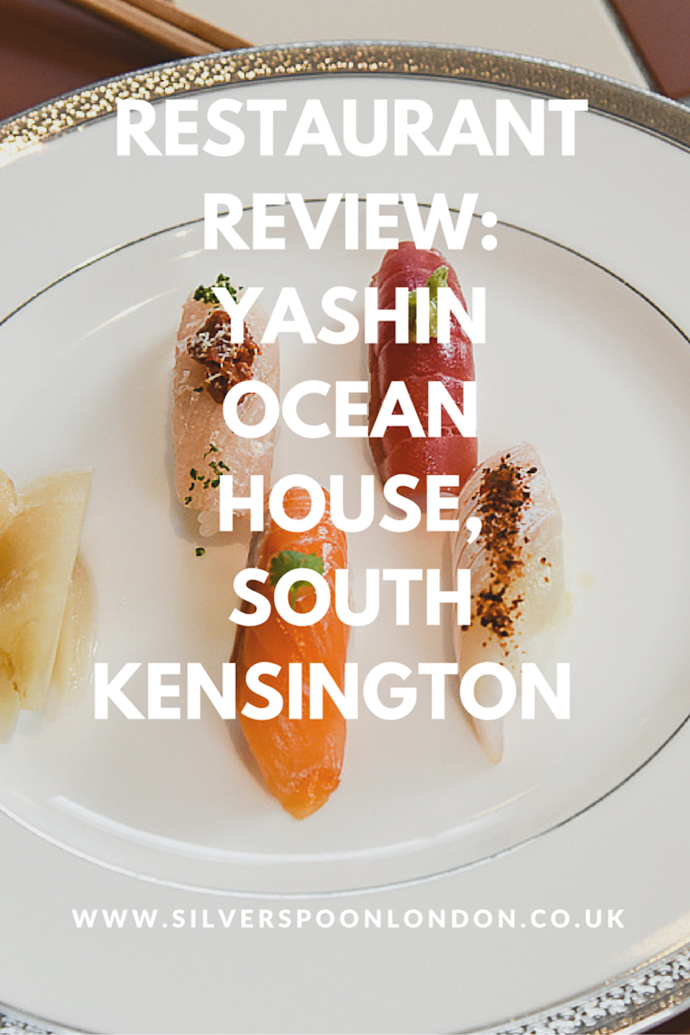 Review of Japanese Restaurant, Yashin Ocean House in Kensington
