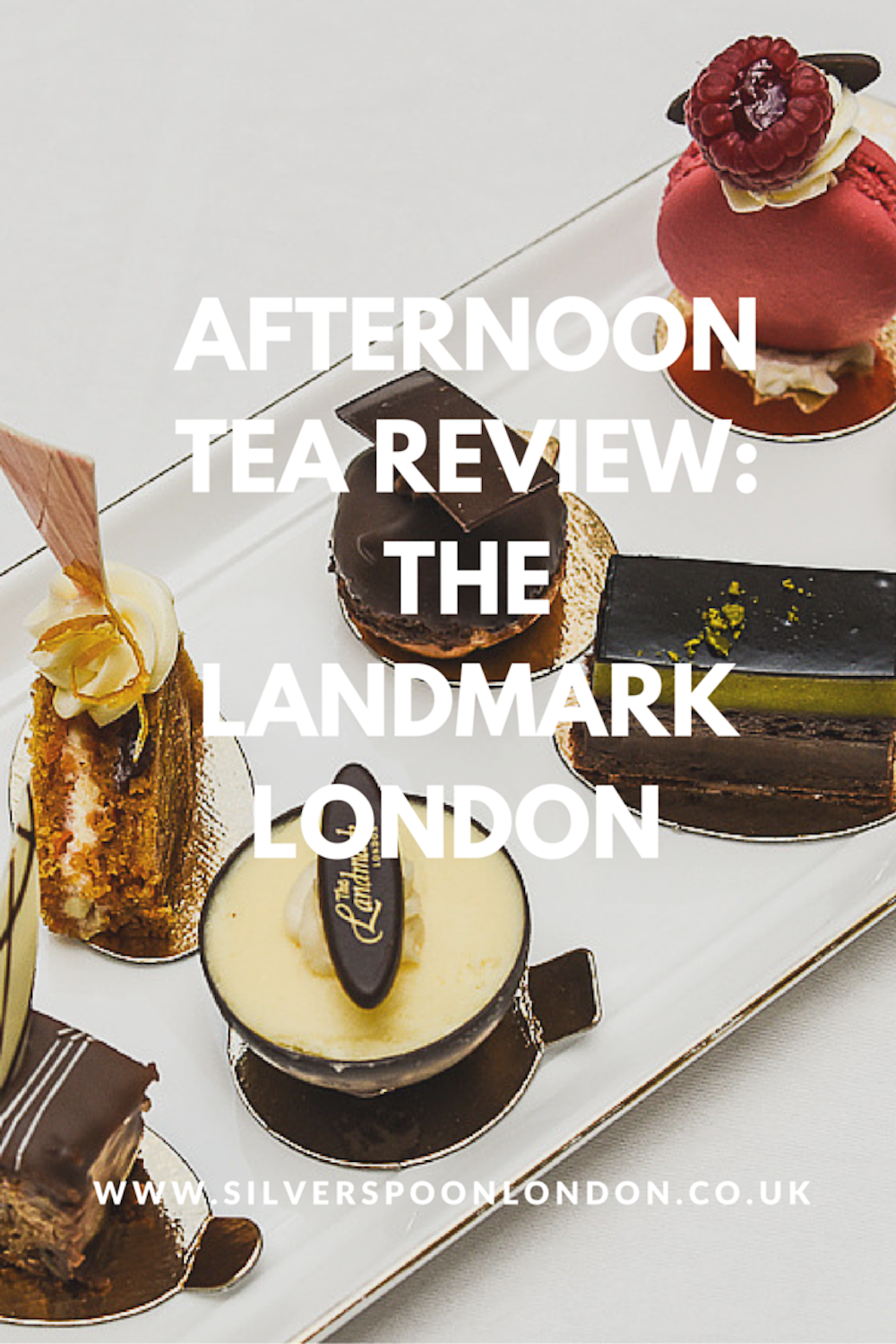 Review of the afternoon tea at The Landmark London
