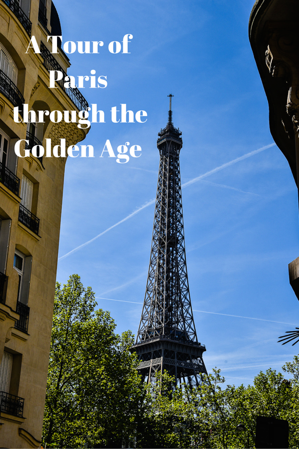 A Golden Tour of Paris
