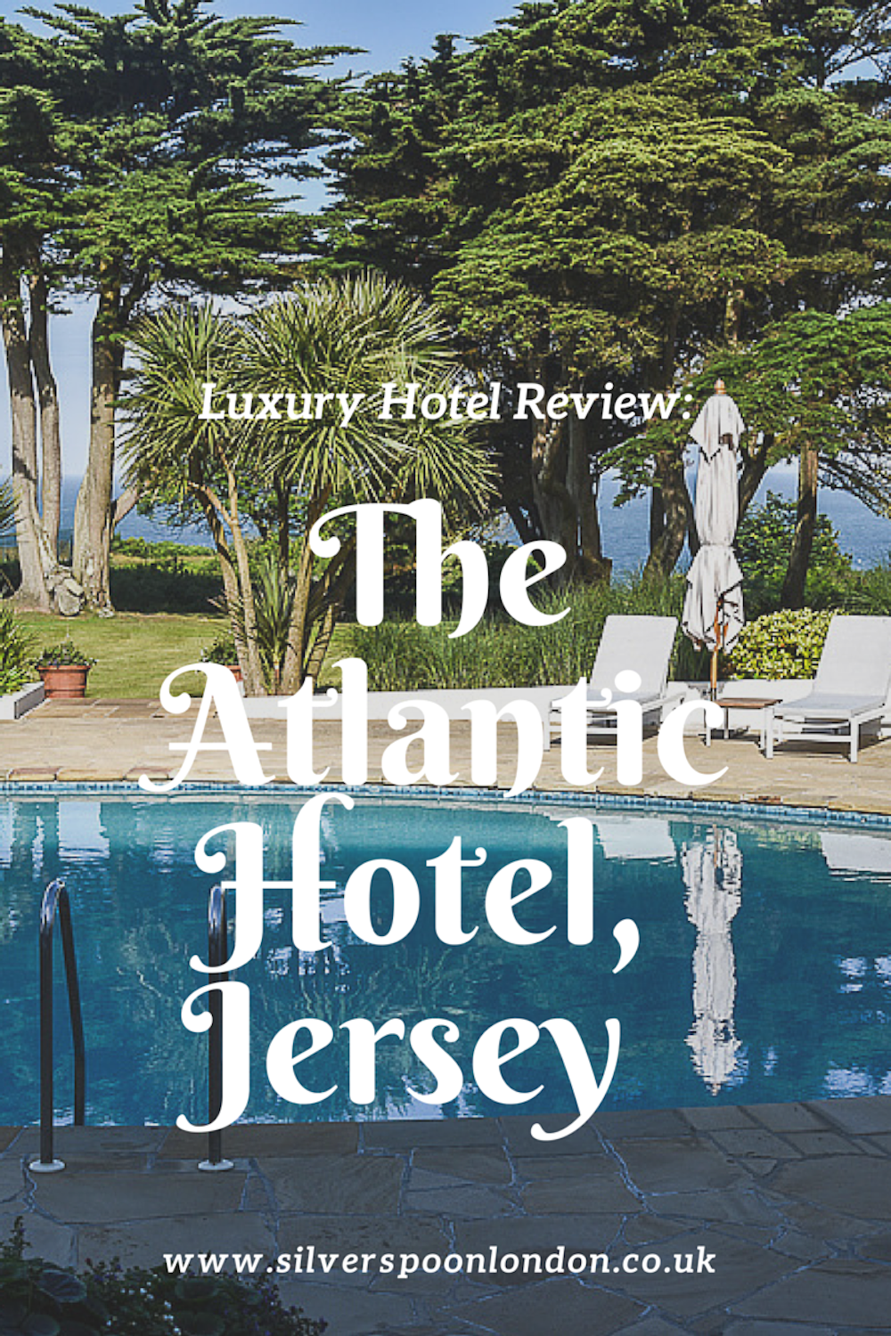 Luxury Hotel Review: The Atlantic Hotel, Jersey