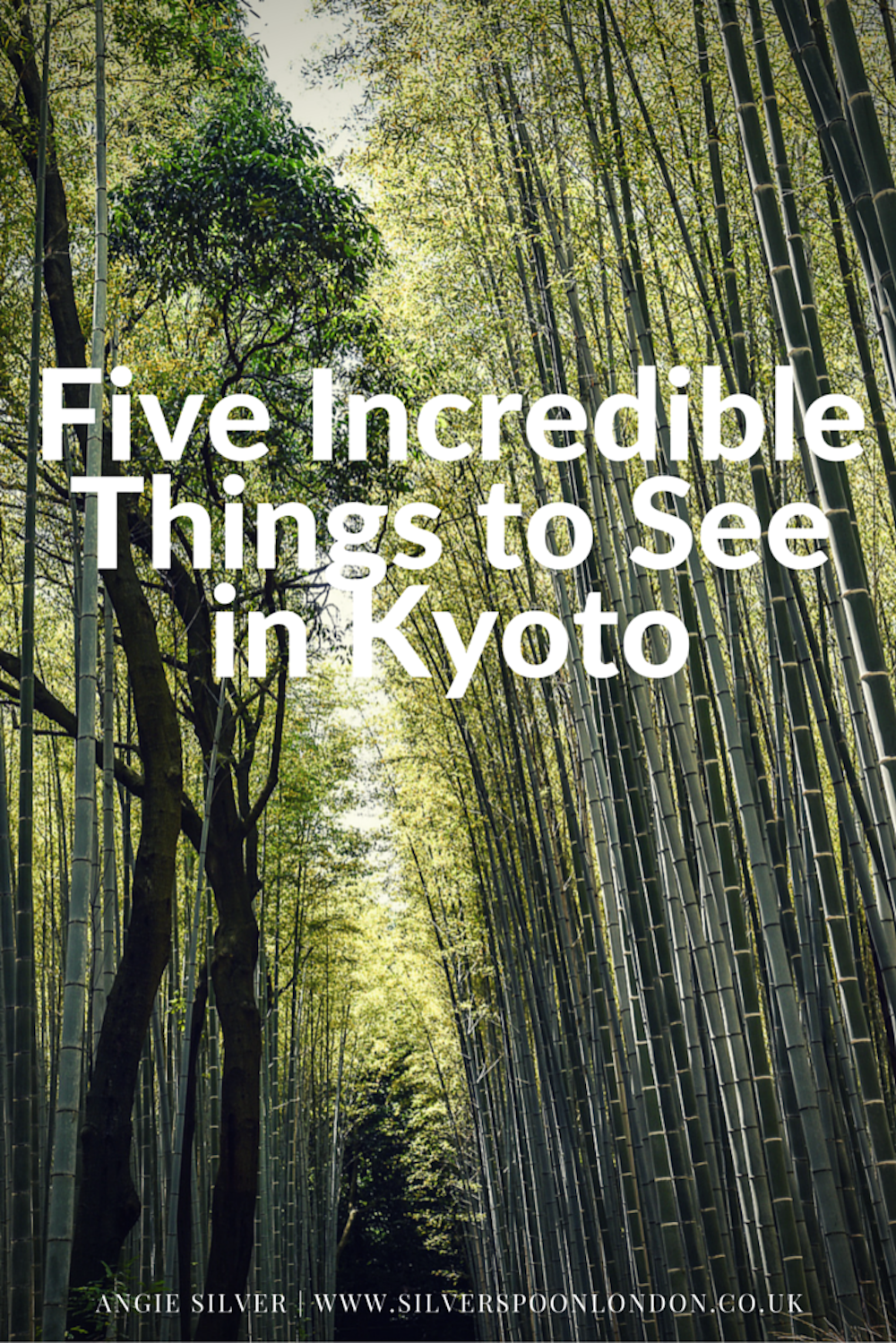 Things to see in Kyoto