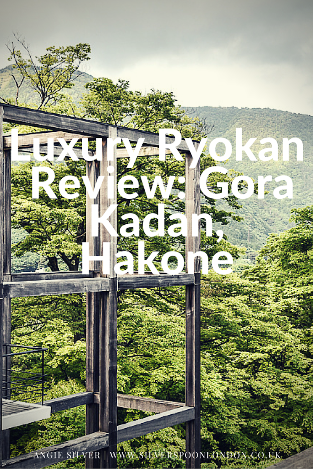 Luxury Ryokan review: Gora Kadan, Hakone