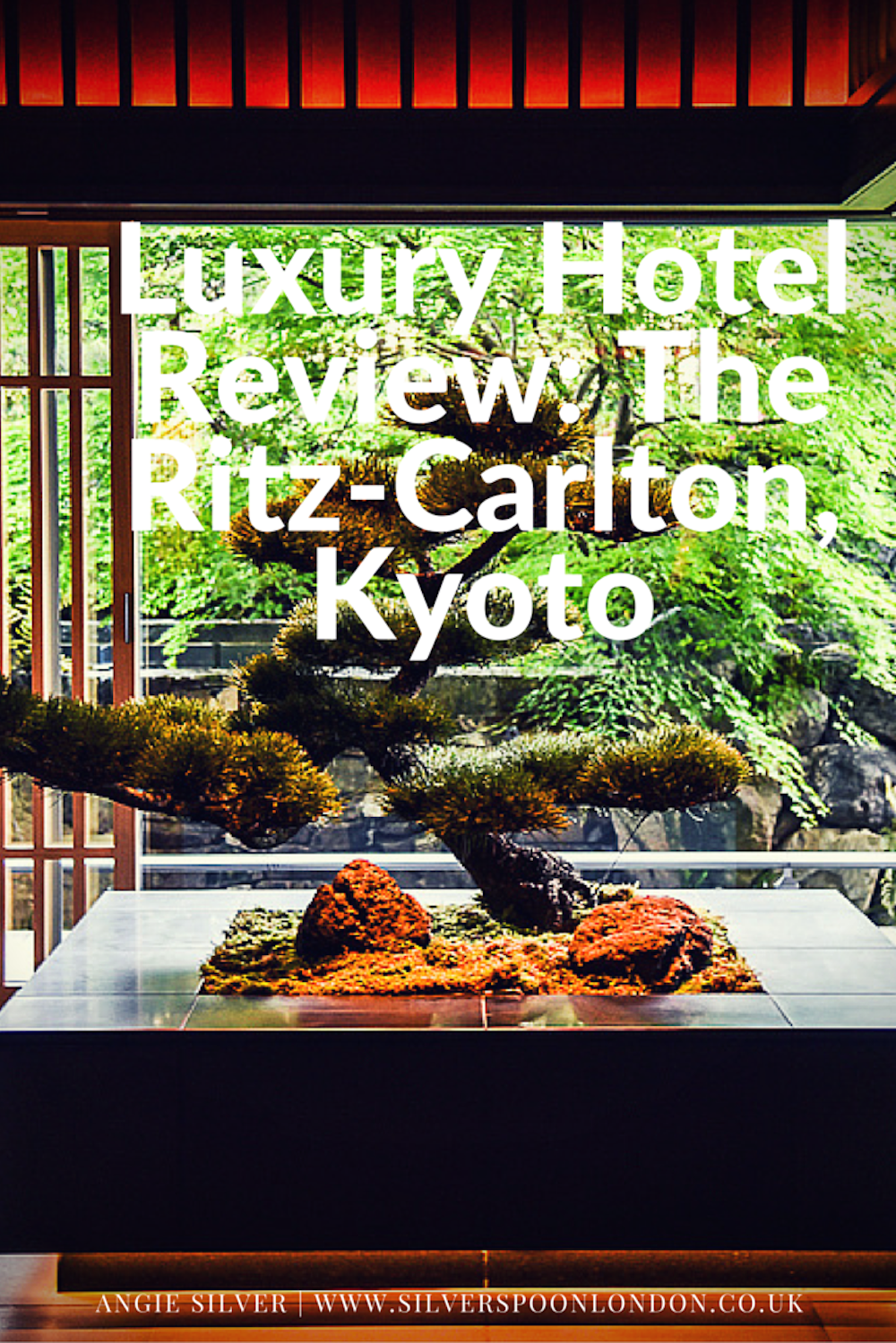 Luxury Hotel Review: The Ritz Carlton Kyoto