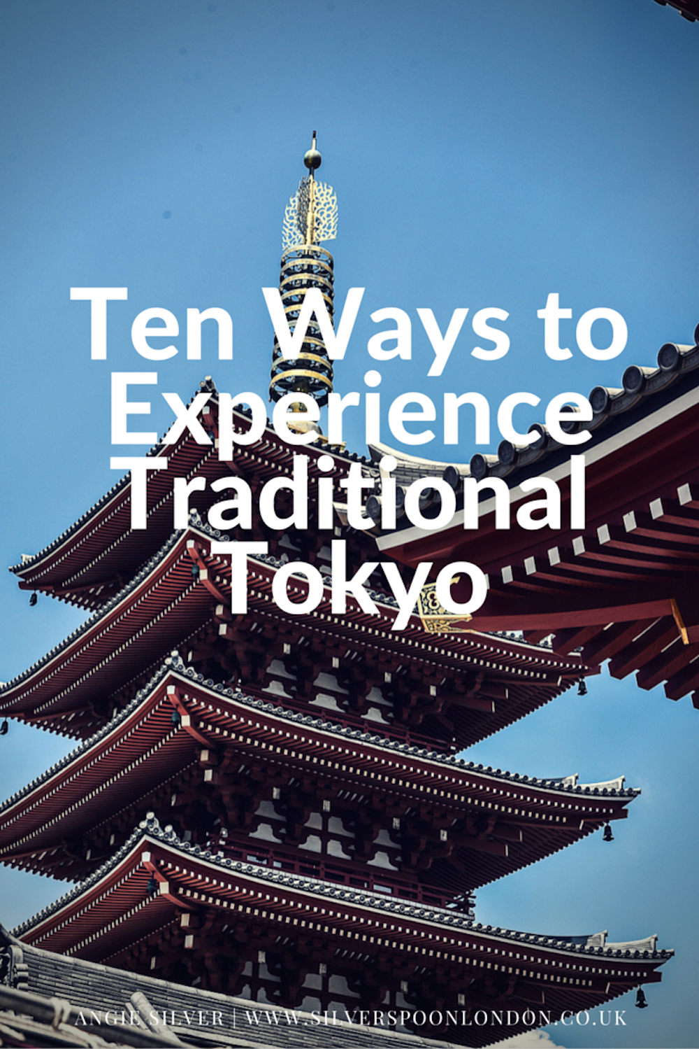 Ten Ways to Experience Traditional Tokyo