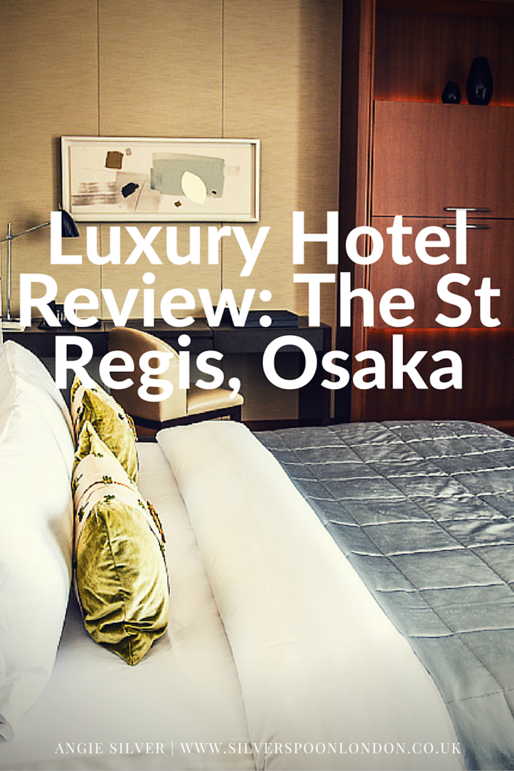 Luxury Hotel Review: The St Regis Osaka