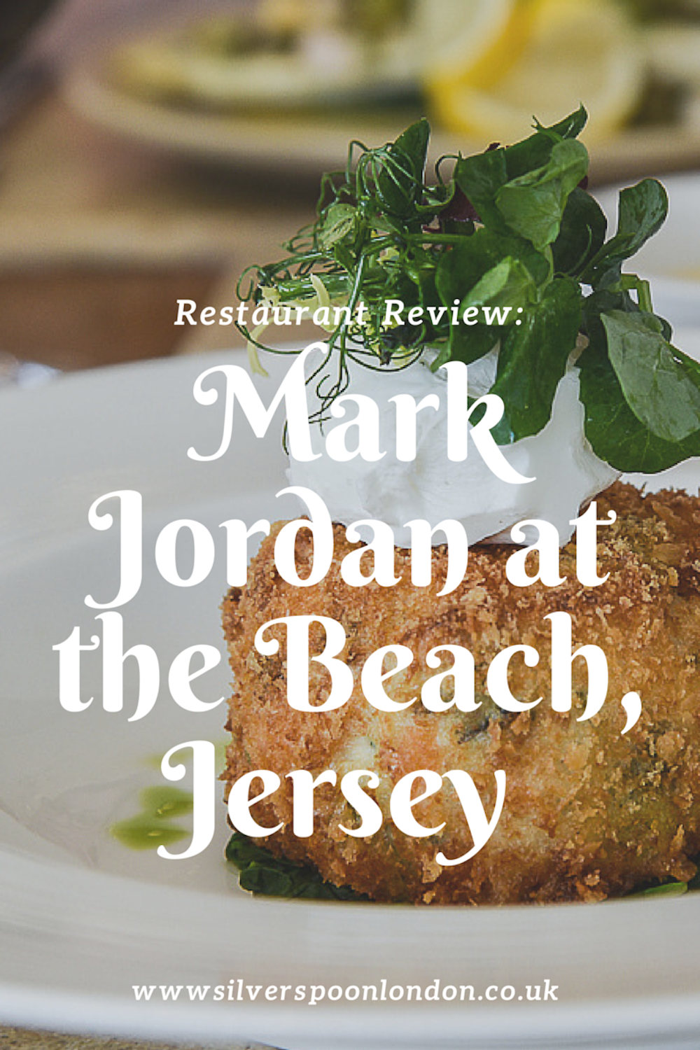 Restaurant review: Mark Jordan at the Beach, Jersey