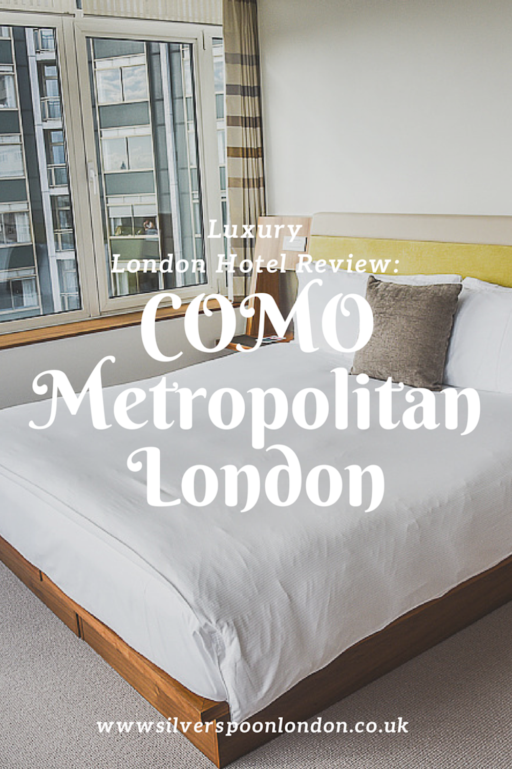 Luxury Hotel Review: COMO Metropolitan London