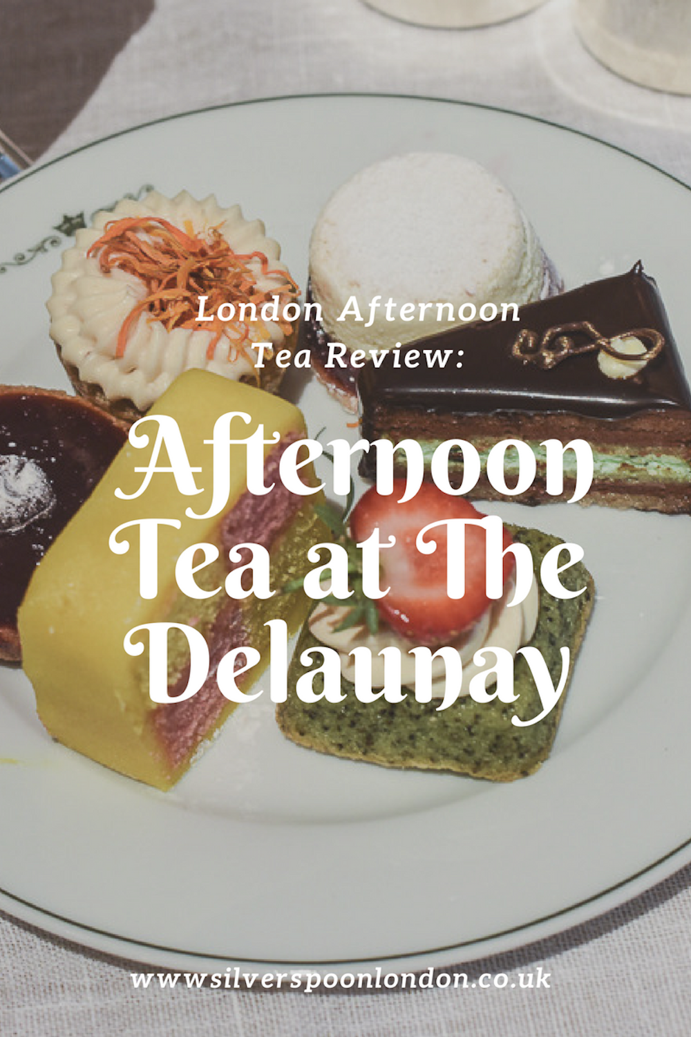 Afternoon Tea at The Delaunay