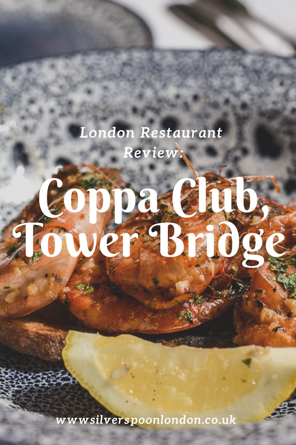 London Restaurant Review: Coppa Club