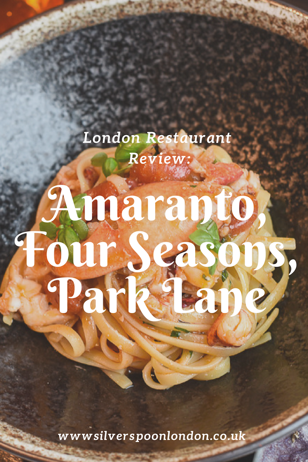 London restaurant review: Amaranto