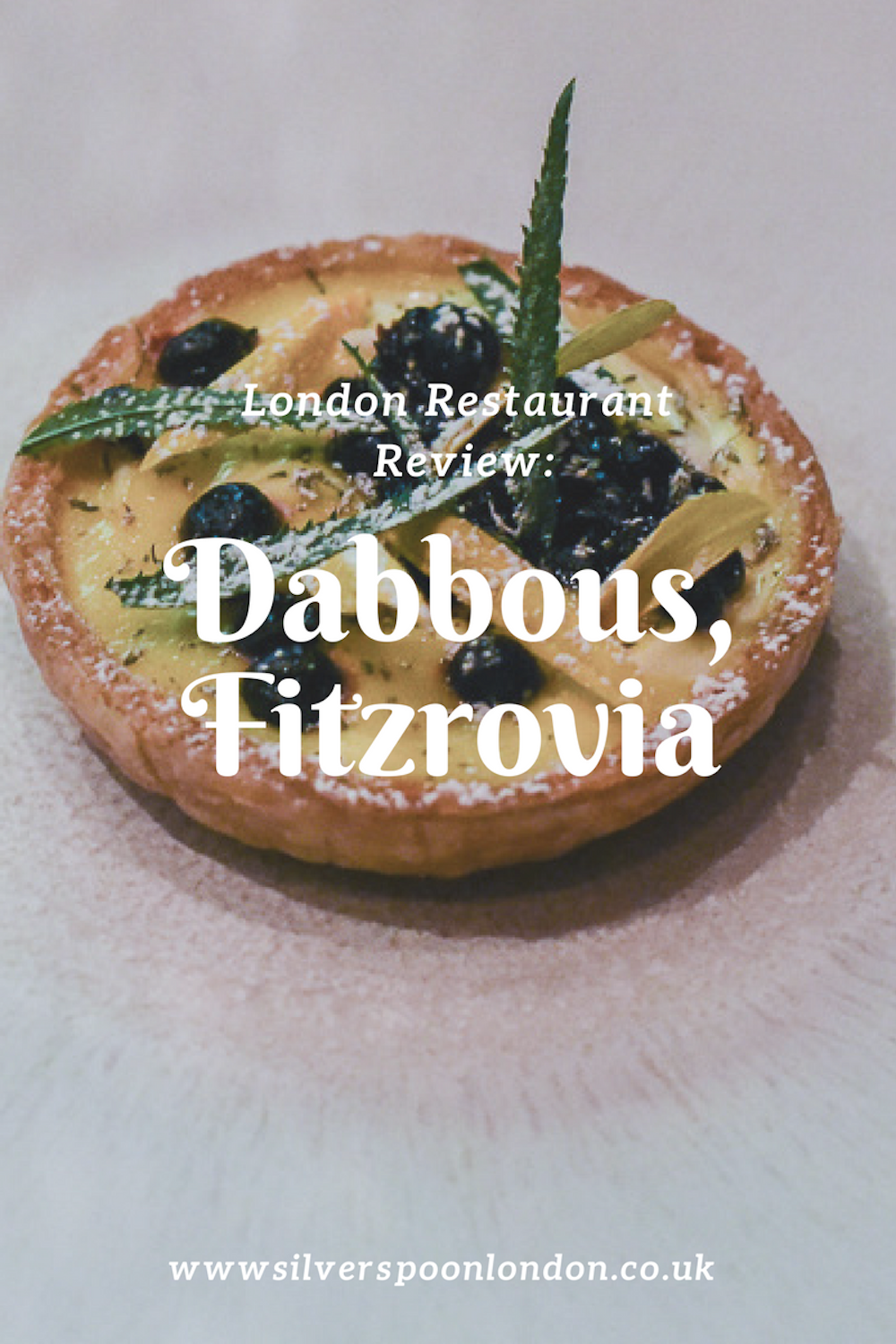 London Restaurant Review: Dabbous