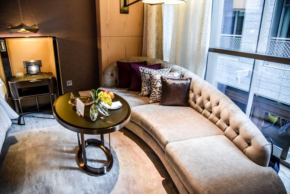 Style And The City A Stay At Four Seasons Hotel Dubai International Financial Centre