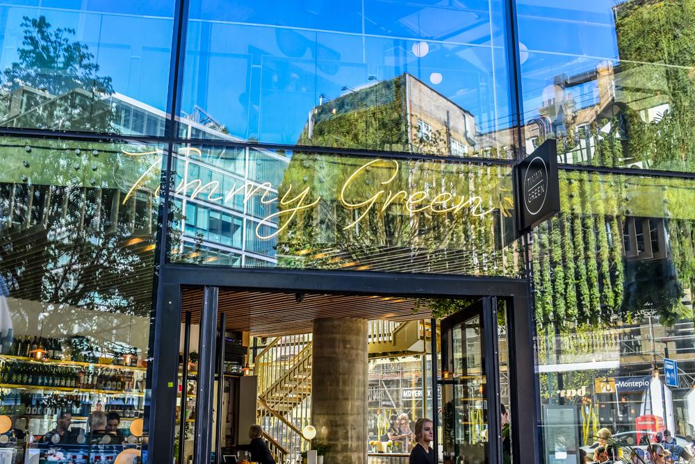 Brilliant Restaurant London Review