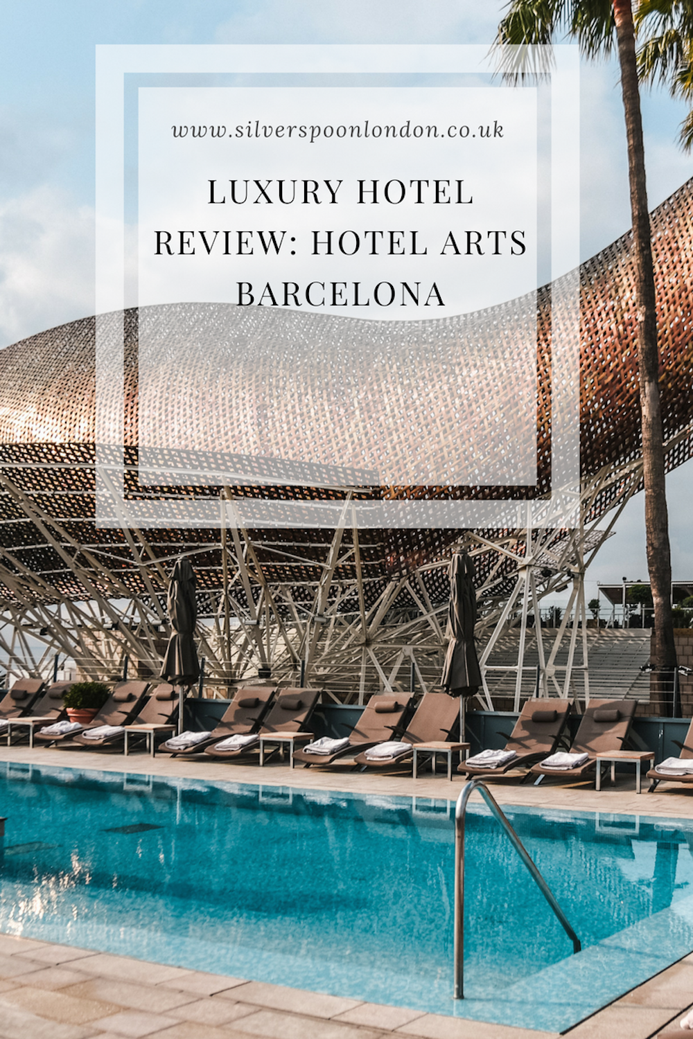 Luxury Hotel Review: Hotel Arts Barcelona
