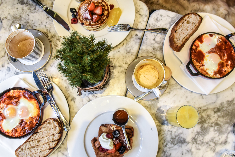 Winter at dalloway terrace silverspoon london for The terrace brunch