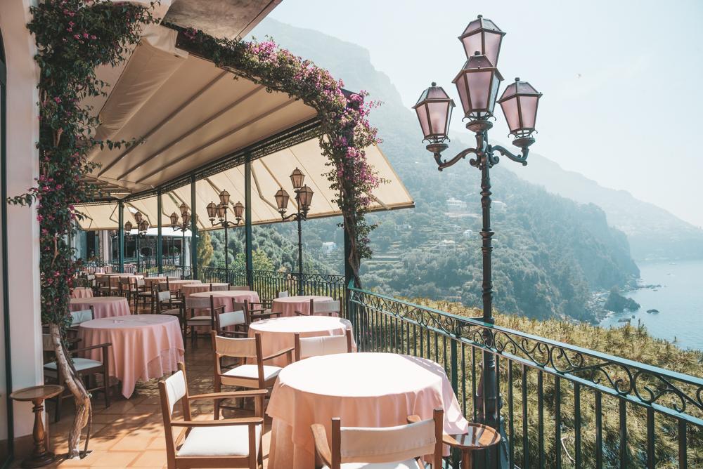 San Pietro Positano Restaurant