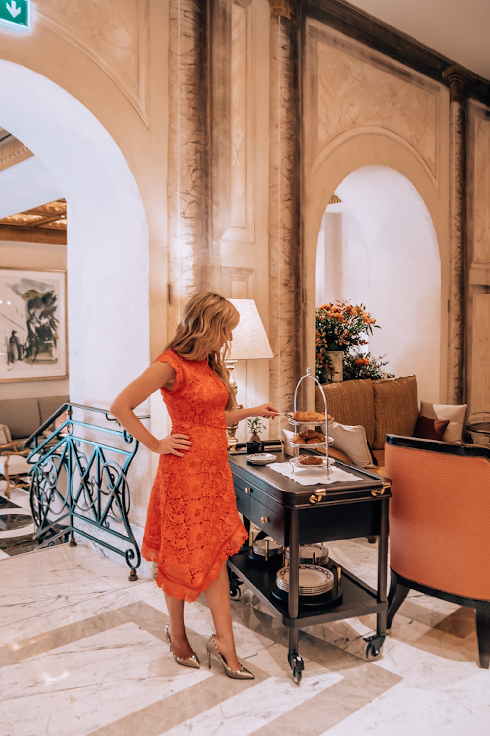 Finding Paradise At Hotel Eden Rome Italy Silverspoon London
