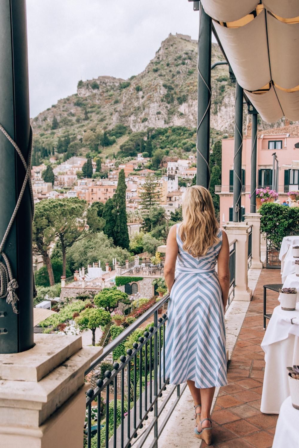 Nine Amazing Bars And Restaurants In Taormina Sicily