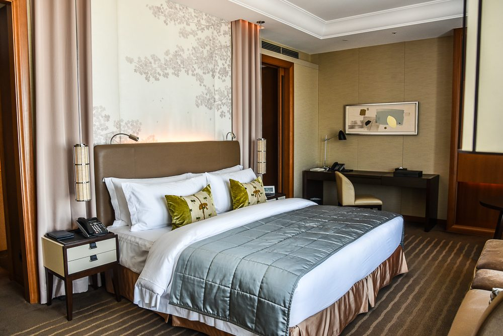 Luxury Hotel Review: The St Regis Osaka