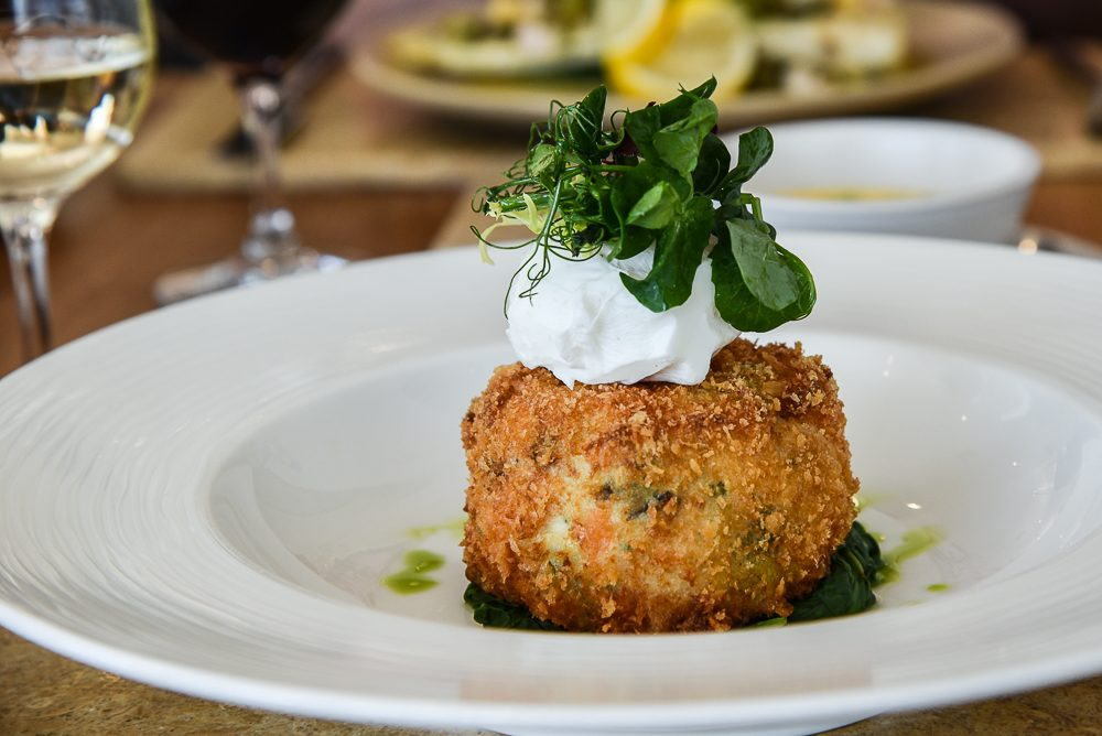 Restaurant review: Mark Jordan at the Beach, Jersey